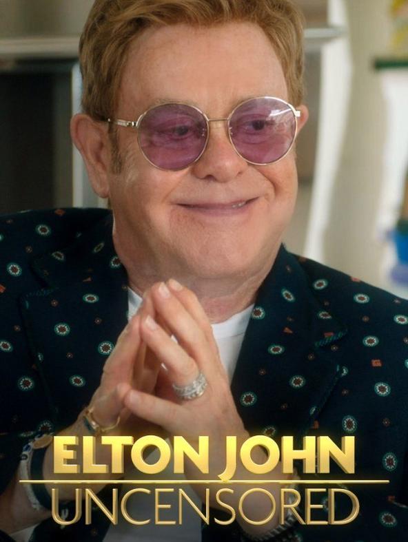Elton John - Senza censura