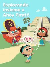 Esplorando insieme ad Ahoy Pirati!