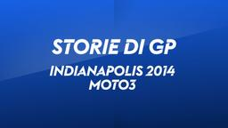 Indianapolis 2014. Moto3