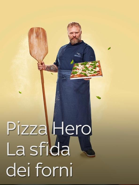 Pizza Hero - La sfida dei forni - Stag. 1 Ep. 6 - Recco