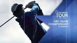 Abu Dhabi Championship. 3a g.