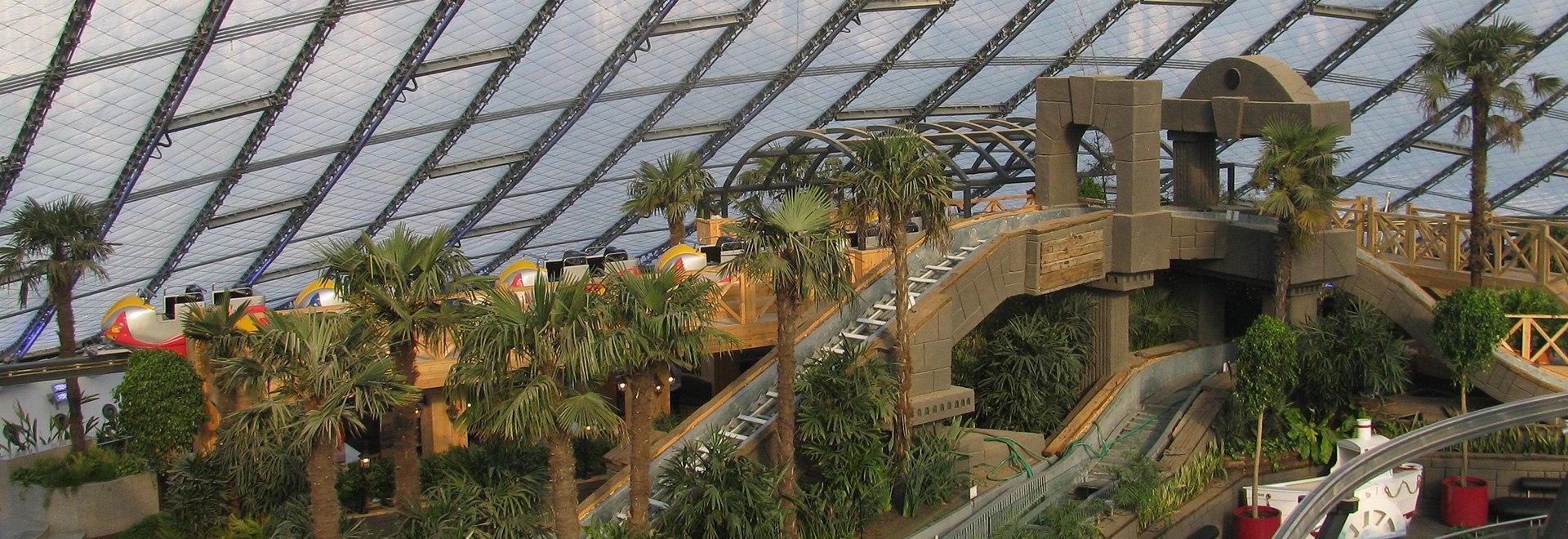 Mega strutture: una tenda da record