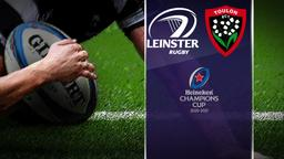 Leinster - Tolone