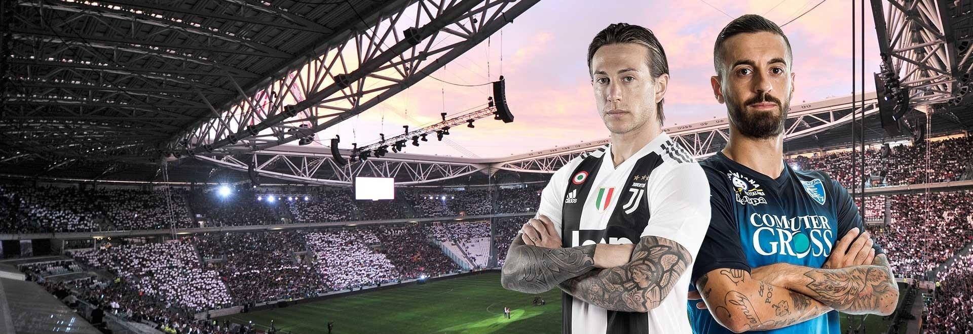 Juventus - Empoli. 29a g.