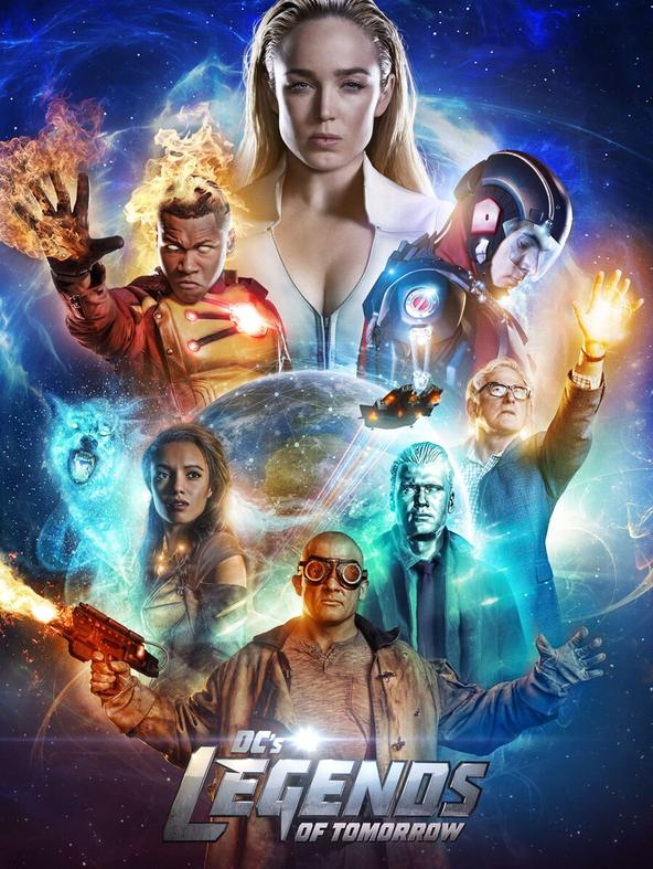 S3 Ep16 - Dc's Legends of Tomorrow