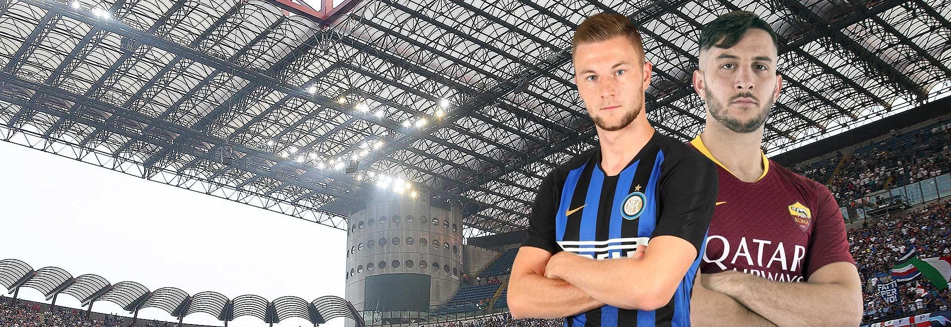 Inter - Roma. 33a g.