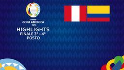 Perù - Colombia
