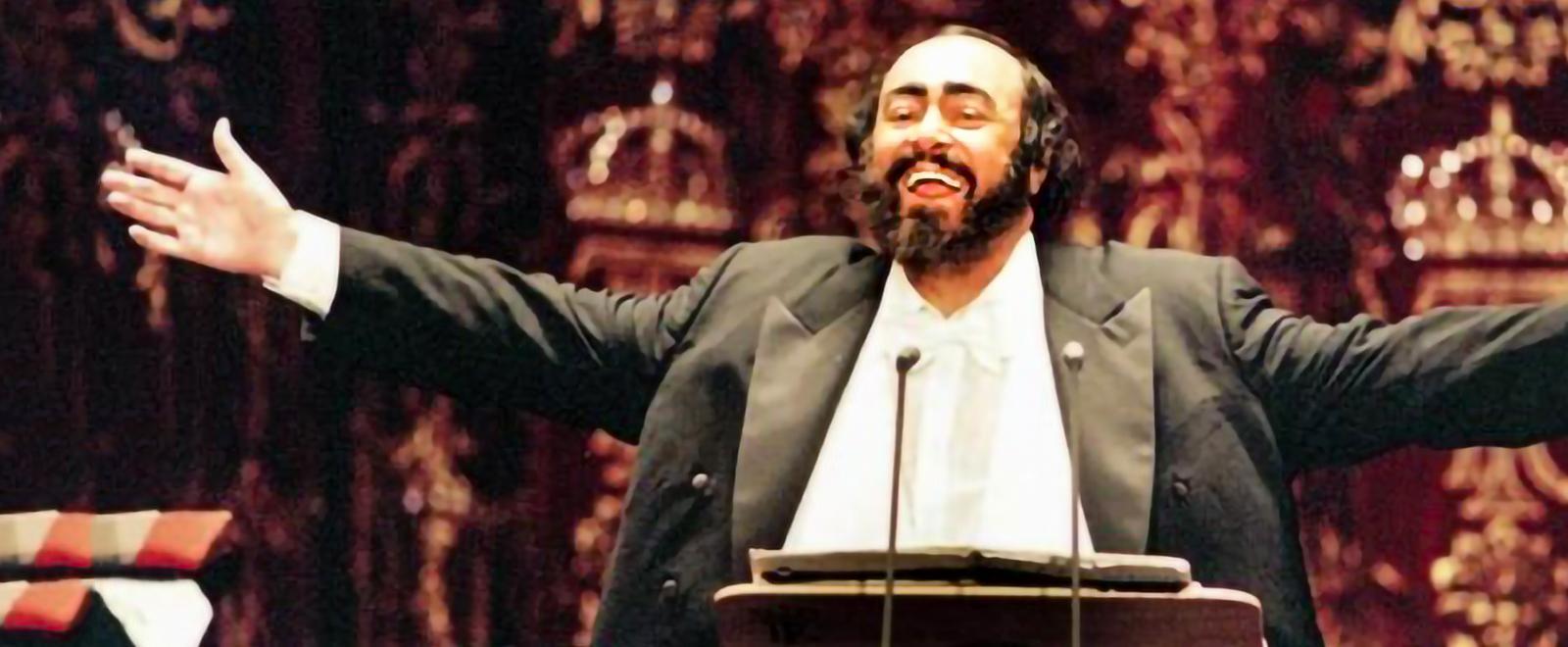 Pavarotti: una voce per sempre