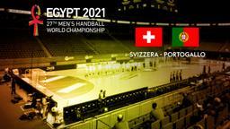 Svizzera - Portogallo