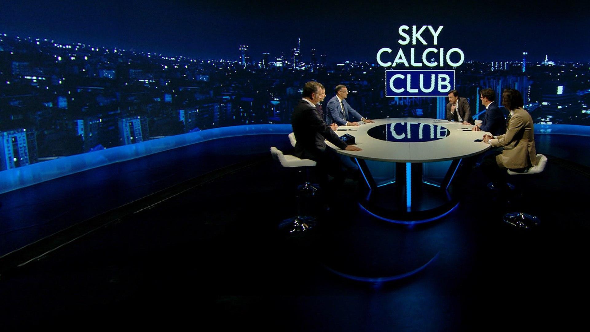 Sky Sport Uno Sky Calcio Club 4a g. 1a parte   (diretta)