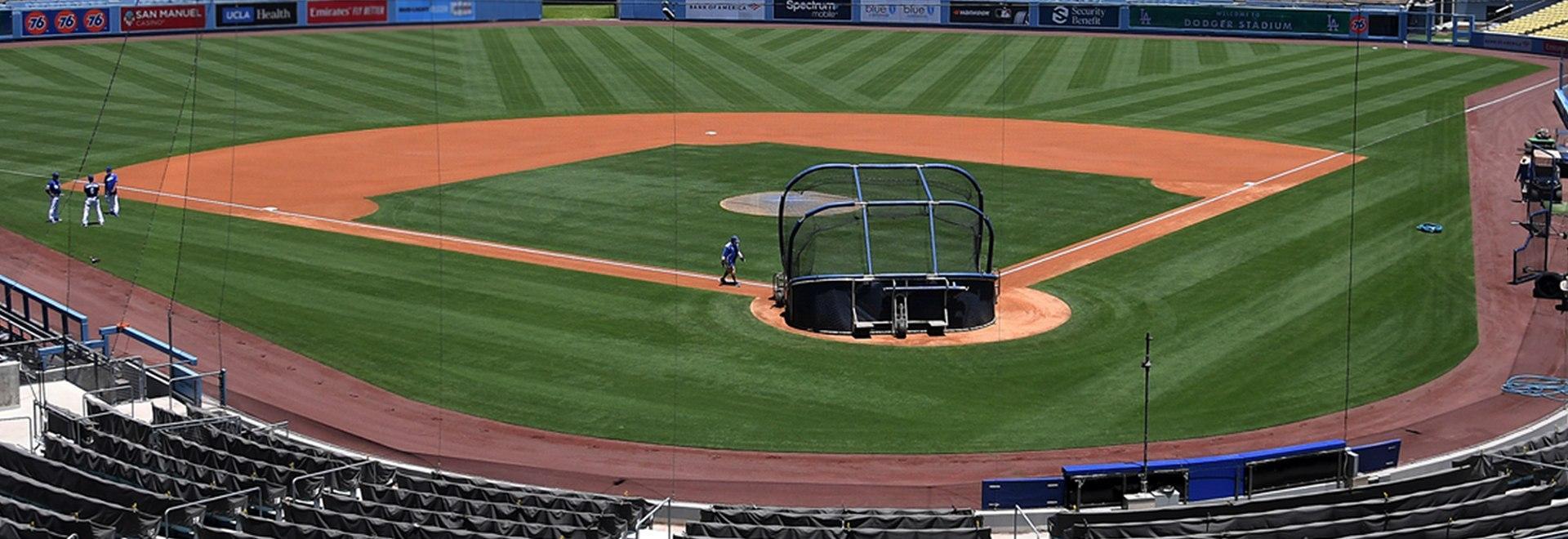 LA Dodgers - Tampa Bay. World Series Game 7