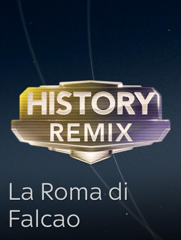 History Remix: La Roma di Falcao