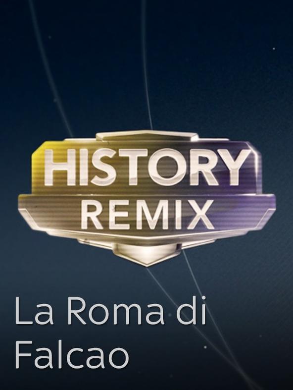 History Remix: La Roma di Falcao
