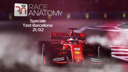 Speciale Test Barcellona 21/02. 3a g.