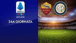 Roma - Inter. 34a g.