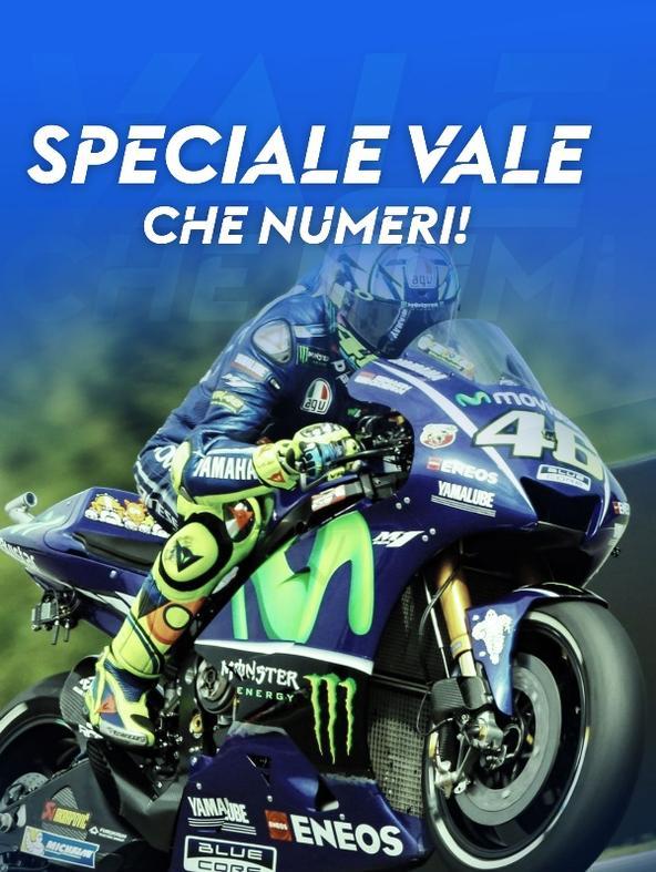 Speciale Vale, Che Numeri!