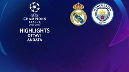 Real Madrid - Man City