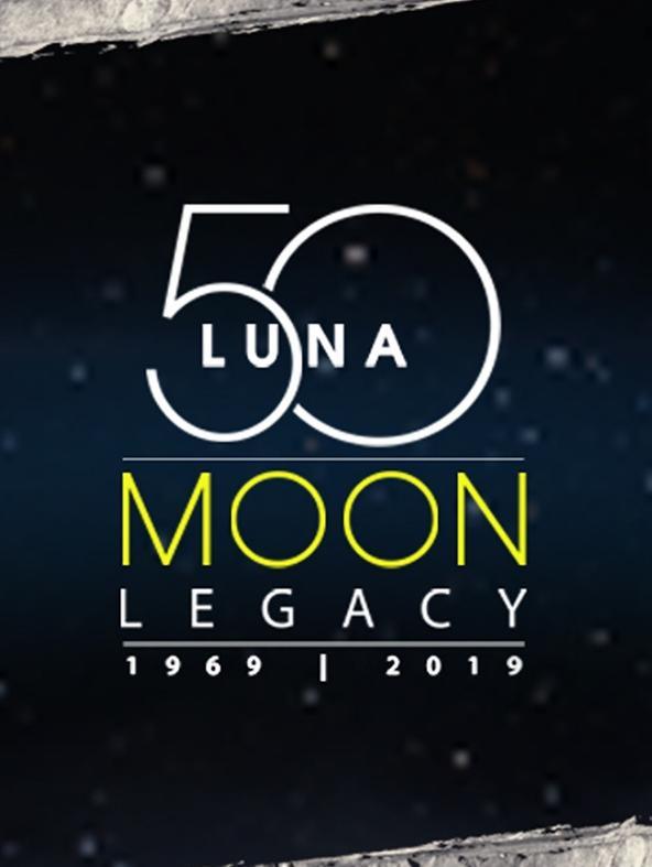 1969-2019: Moon Legacy