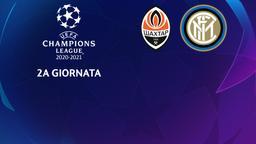 Shakhtar Donetsk - Inter. 2a g.