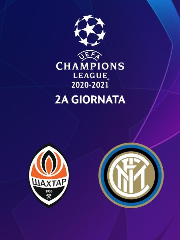 Shakhtar - Inter   (diretta)