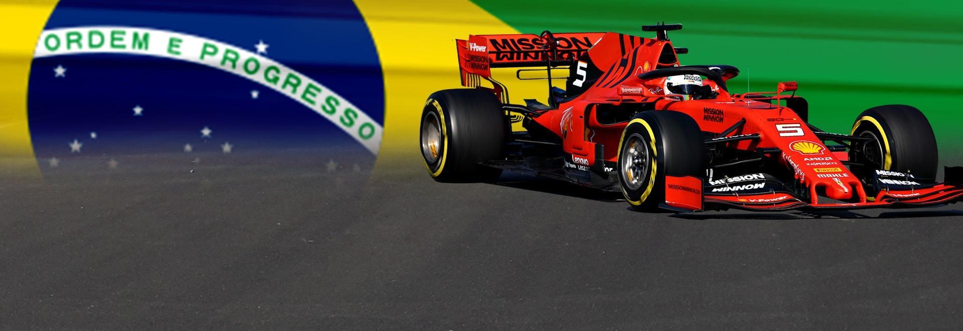 GP Brasile. PL 2