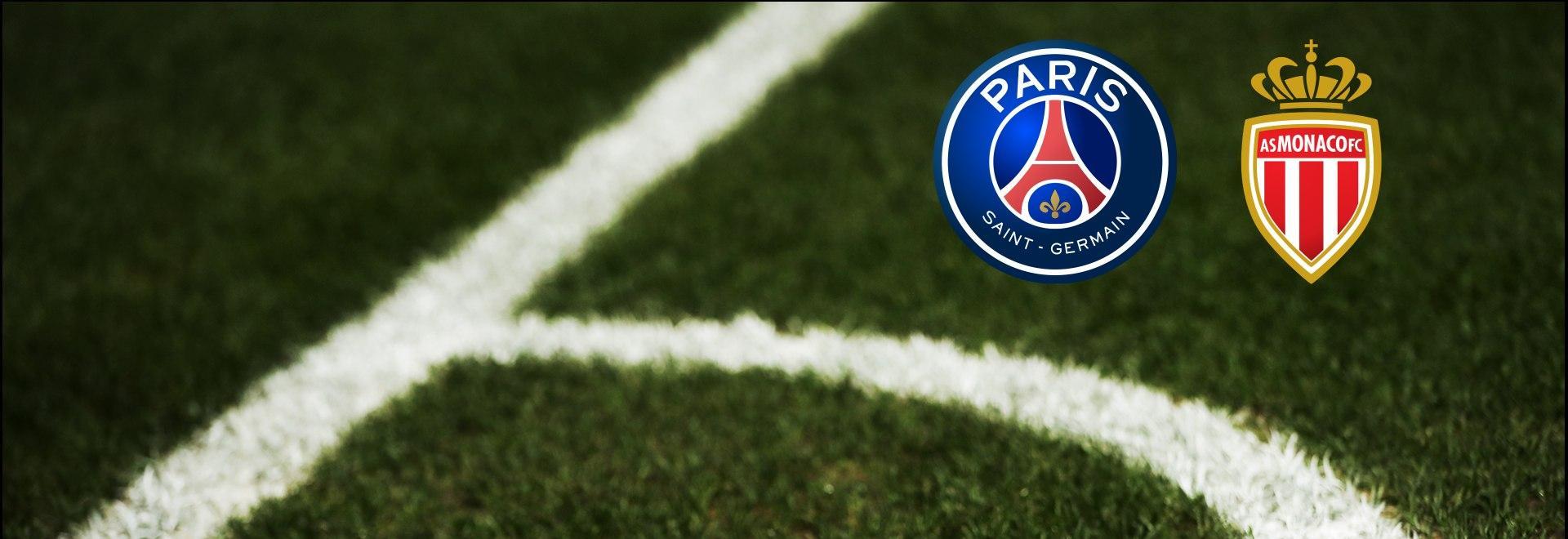 PSG - Monaco. 26a g.
