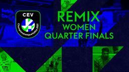 Women Quarter Finals