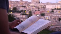 Massimiliano, il lettore della notte