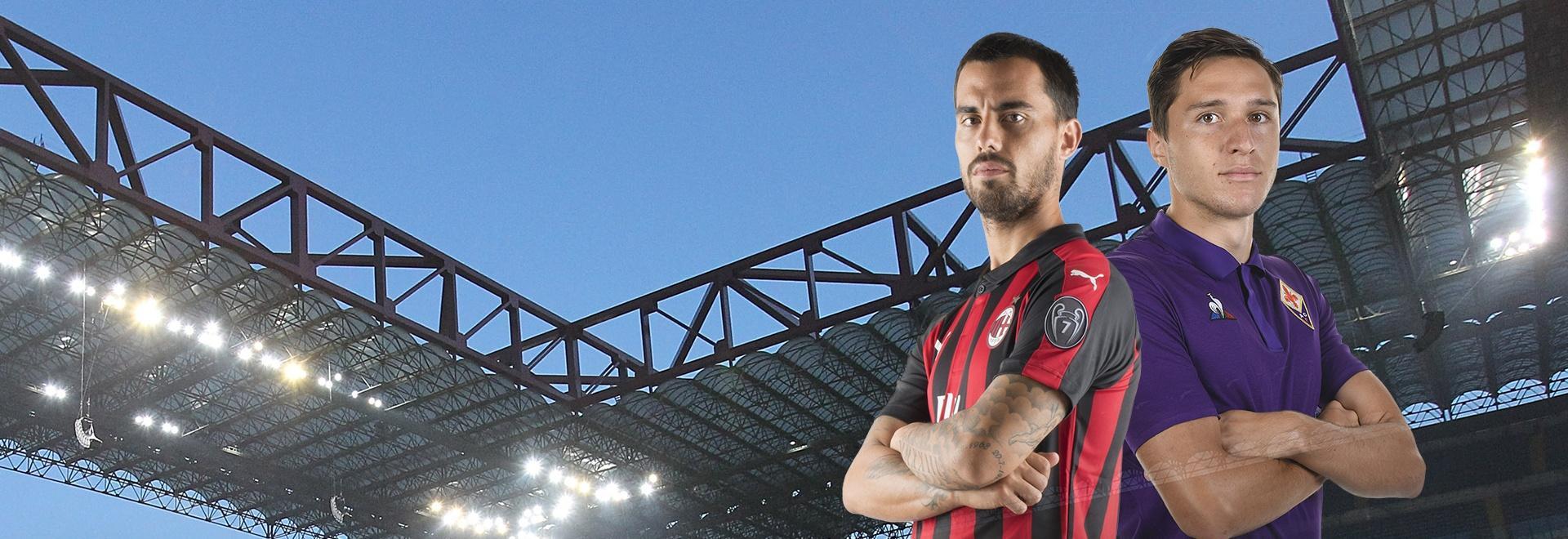 Milan - Fiorentina. 17a g.