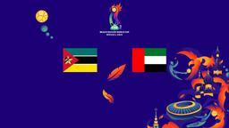 Mozambico - Emirati Arabi