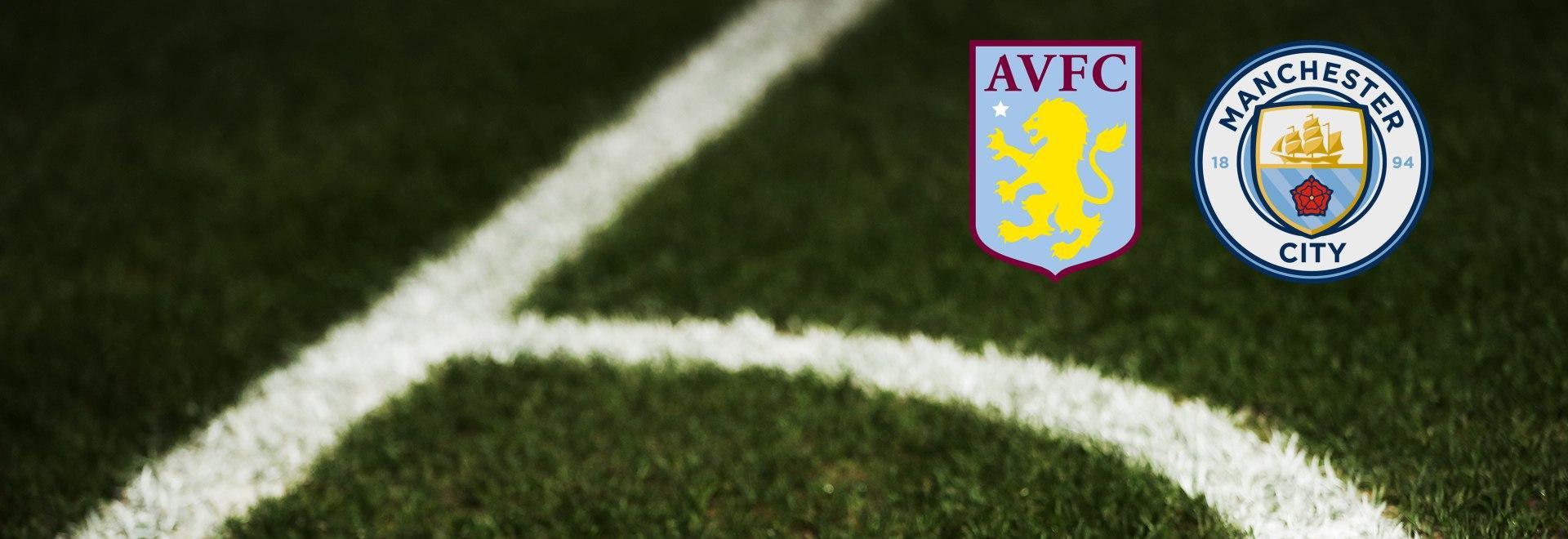 Aston Villa - Man City. Finale