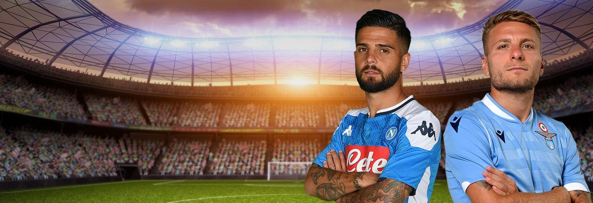 Napoli - Lazio. 38a g.