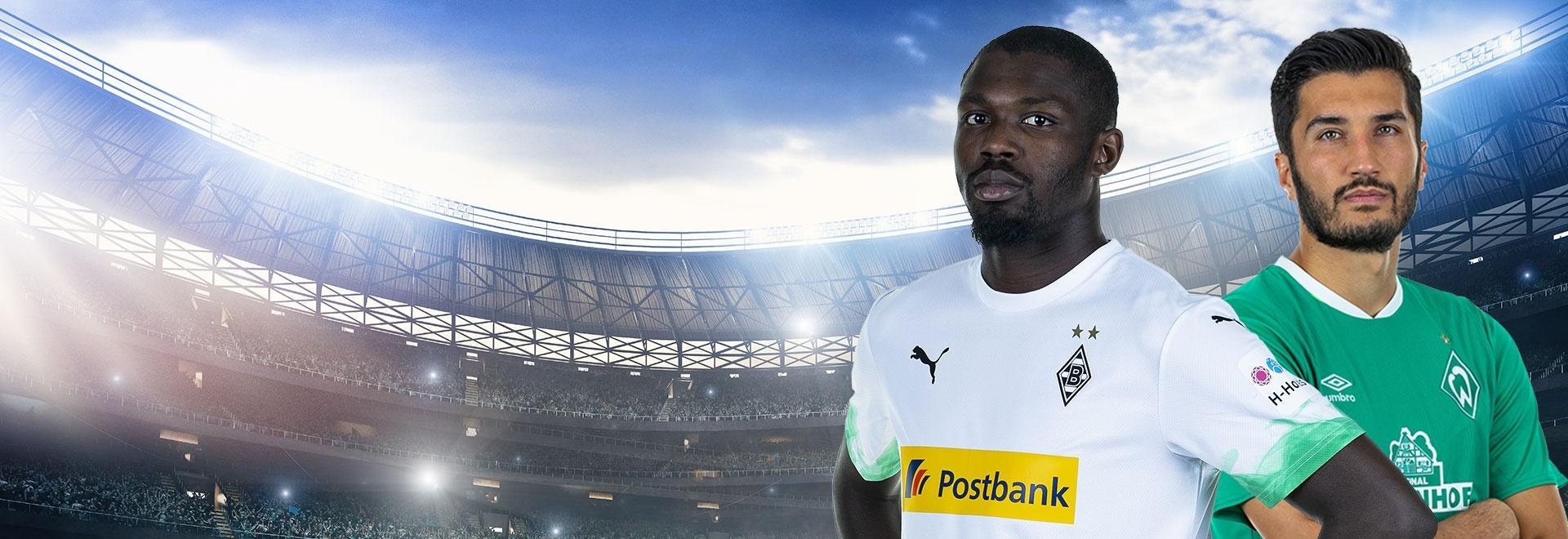 Borussia M. - Werder Brema. 11a g.