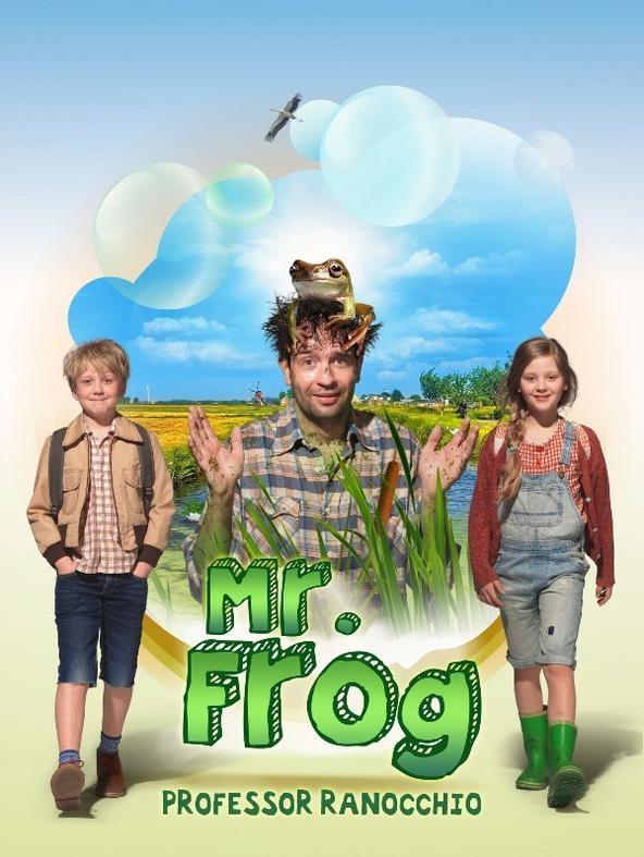 Mr Frog - Professor Ranocchio