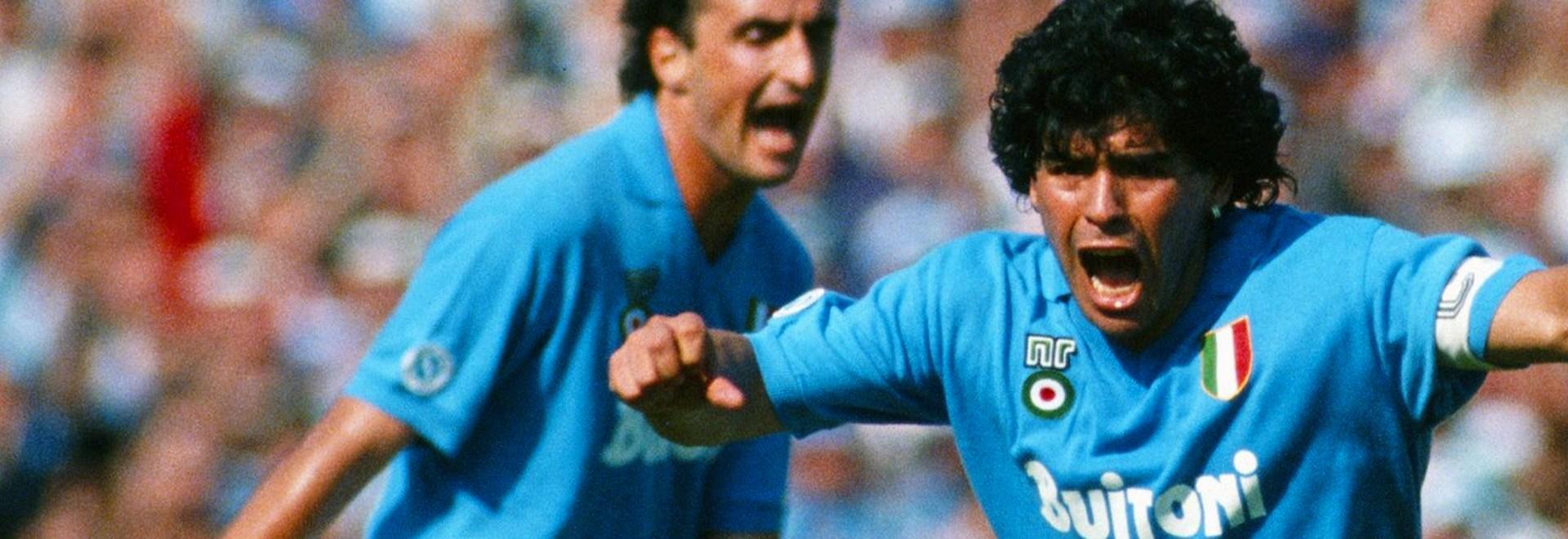 #StorieDiMatteoMarani - Ho visto Maradona