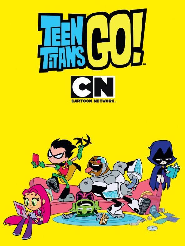 S1 Ep24 - Teen Titans Go!