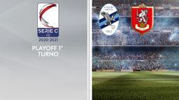 Lecco - Grosseto. Playoff 1° turno