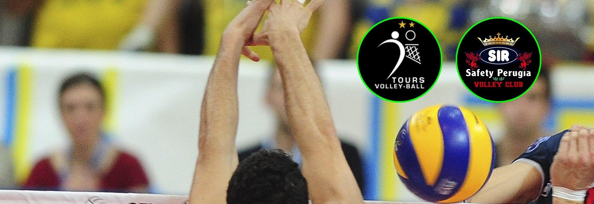Tours - Volley Perugia
