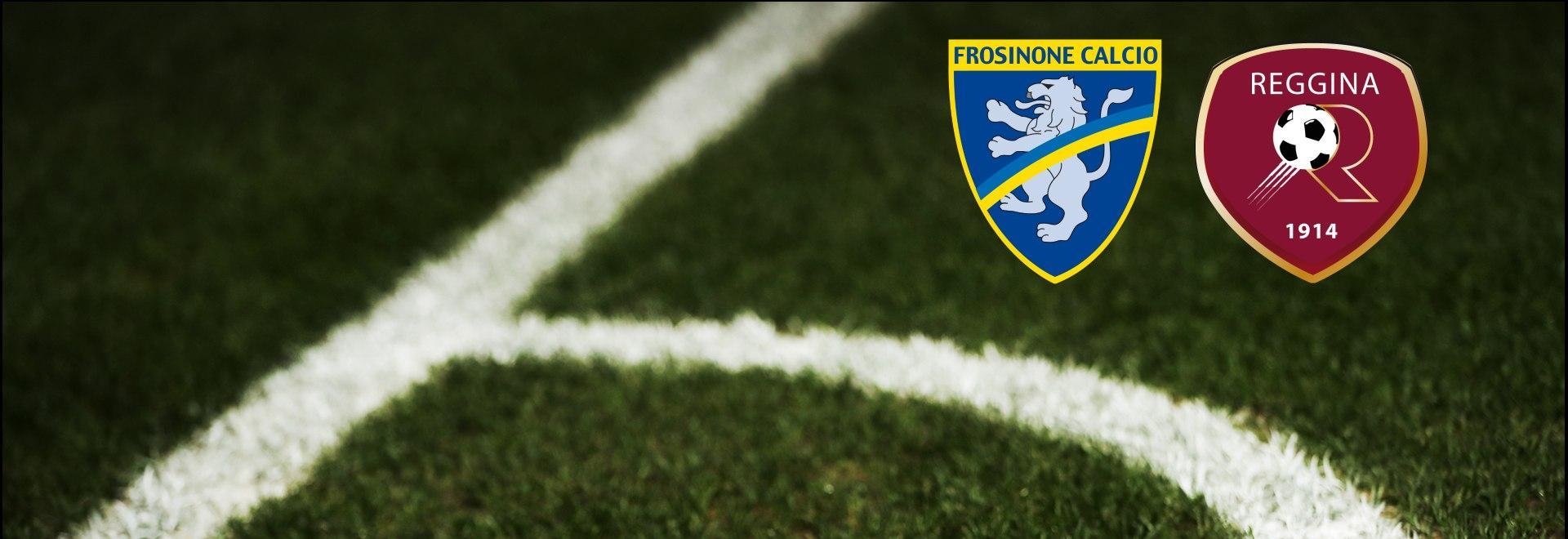 Frosinone - Reggina. 19a g.