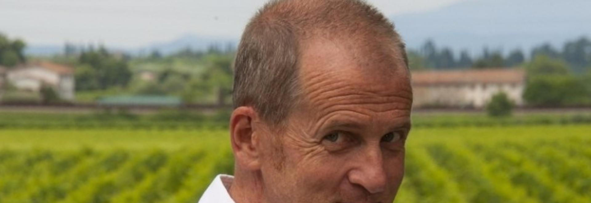 Haymo Gutweniger: anatra con radicchio