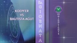 Koepfer - Bautista Agut