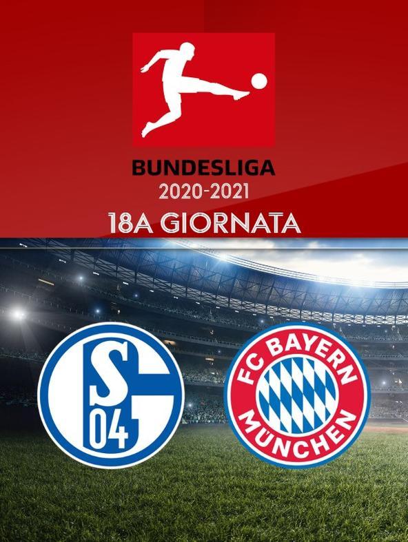 Schalke - Bayern   (diretta)