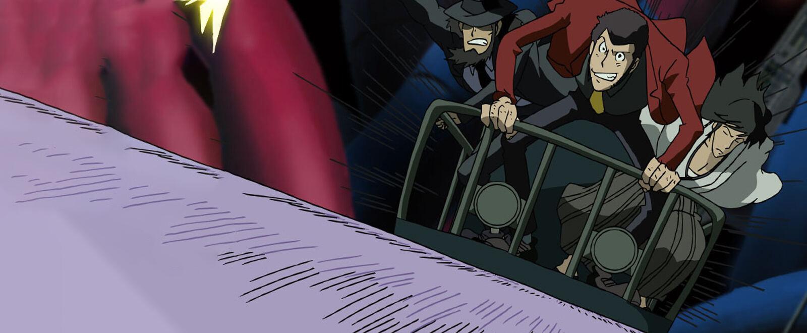 Lupin III: Le tattiche degli angeli