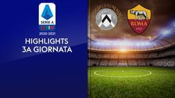 Udinese - Roma