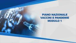 Piano nazionale vaccini e pandemie Mod1