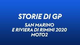 San Marino e Riviera di Rimini 2020. Moto2