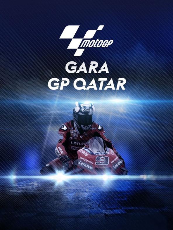 GP Qatar. Gara