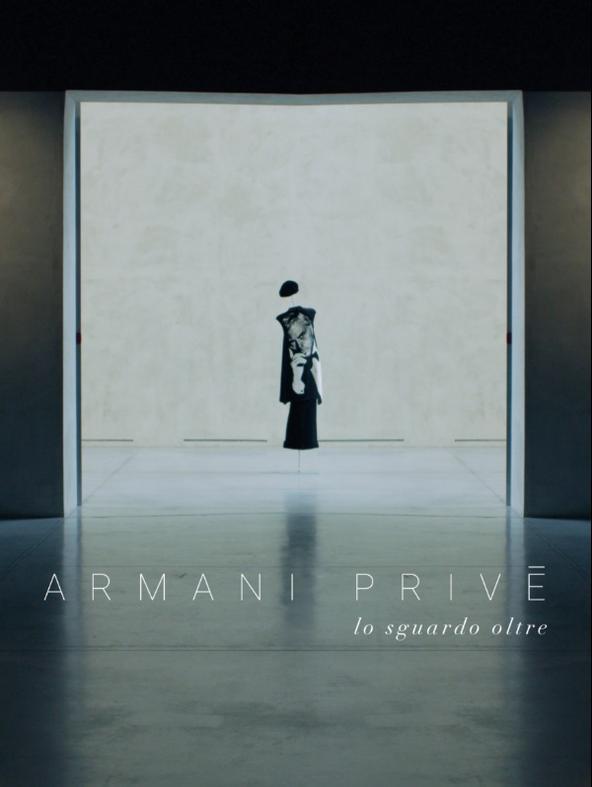 Armani Privé - Lo sguardo oltre