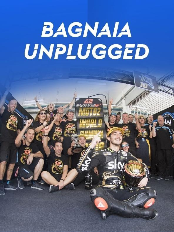 Bagnaia unplugged