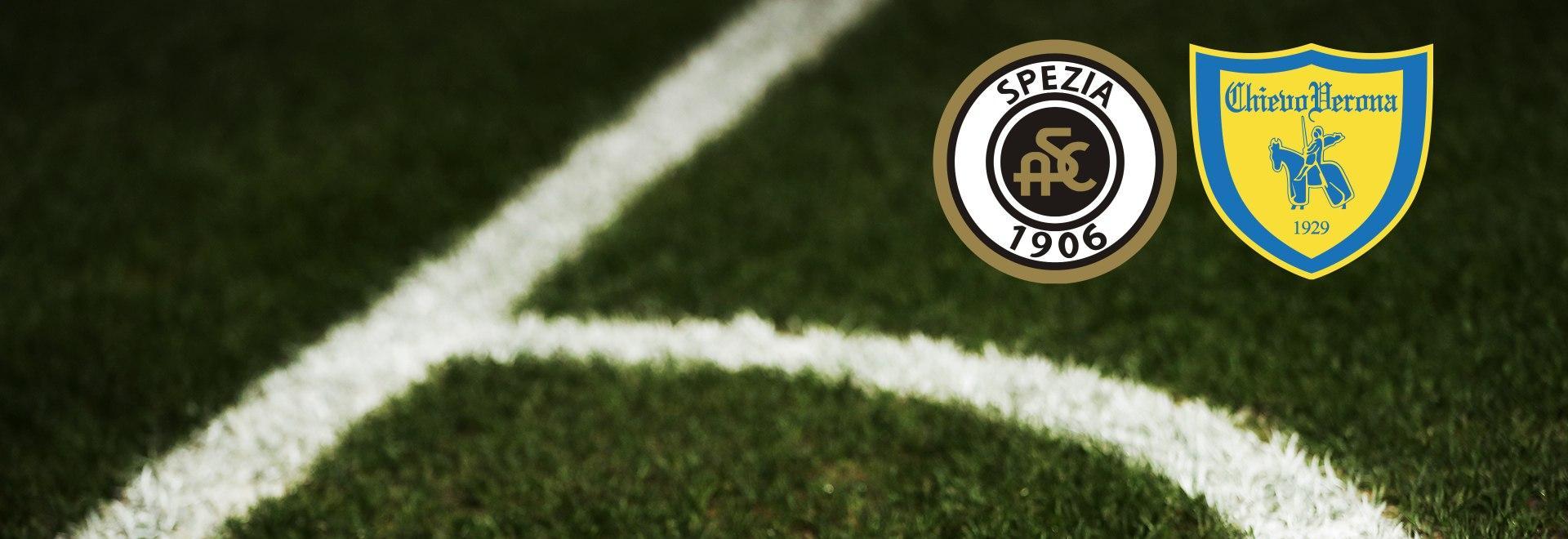 Spezia - Chievo. Playoff Semifinale Ritorno